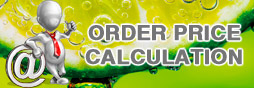 Order price calculation